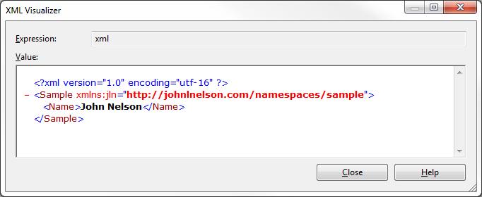 C# xml serialization « john nelson's blog.